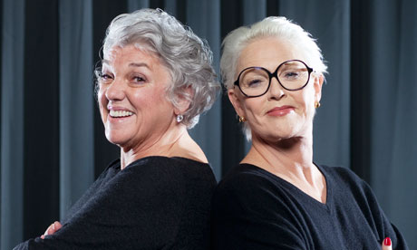 Tyne Daly Weight Loss Tyne daly and sharon gless,