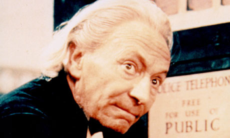 William Hartnell in Doctor Who