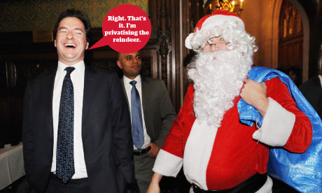 What's so funny, Mr Osborne?