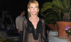 Trudie Styler: she know about life on the streets.