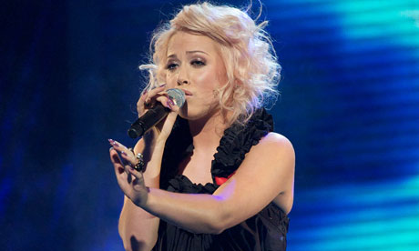 Amelia Lily on The X Factor