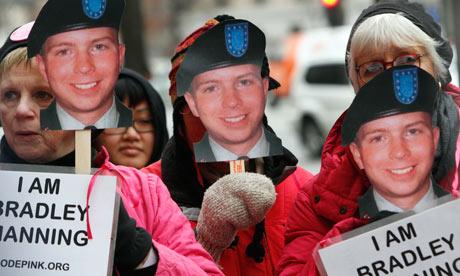 Bradley Manning activist