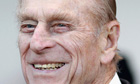 The Duke of Edinburgh has been named Oldie of the Year