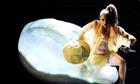 Lady Gaga egg grammys