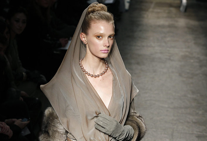 New York Fashion Week: Donna Karan at New York Fashion Week