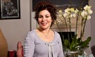 Ruby Wax at home in Notting Hill, London