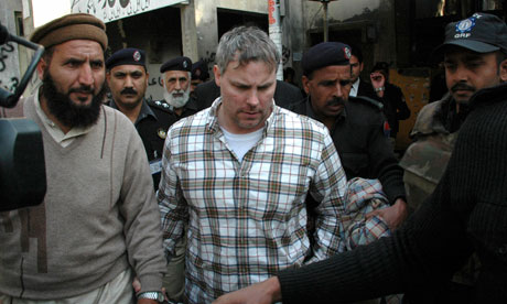 American who sparked diplomatic crisis over Lahore shooting was CIA spy
