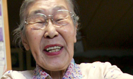 Toyo Ishii, a former military nurse, broke her 60-year silence about Unit 731 in 2006