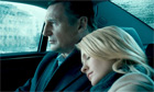 Unknown, starring January Jones, Liam Neeson