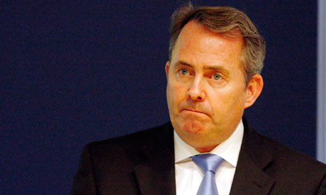 Liam Fox speech