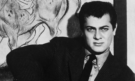 Tony Curtis in The Sweet Smell of Success