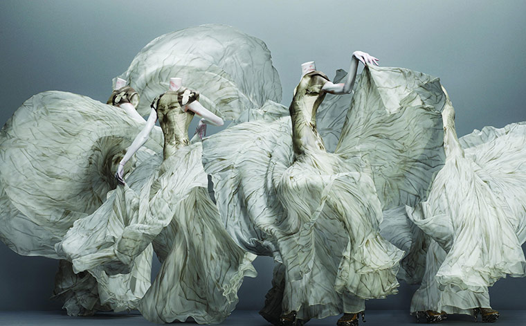 Alexander McQueen: Dress, autumn/winter 2010