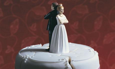 Divorce wedding cake 007