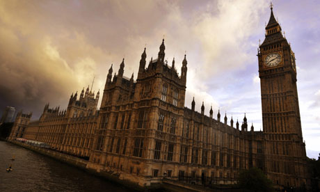 MPs expenses row