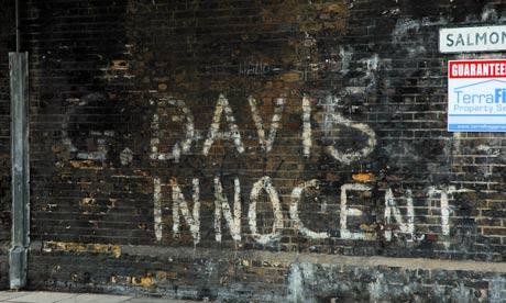 George Davis wall slogan