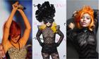 Rihanna, Lady Gaga and Nicky Minaj