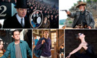 Oscar compo 2011, Kings speech, True grit, social network, blackswan, inception