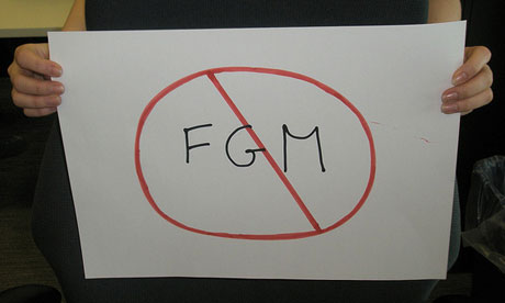 Message to UN women: No FGM