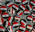 Pro-revolutionary merchandise in Cairo, 25 February 2011.