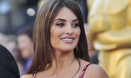 Penelope Cruz at the Oscars. Photograph: Valerie Goodloe/EMPICS ...