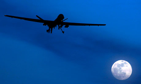 Drone strike in Yemen