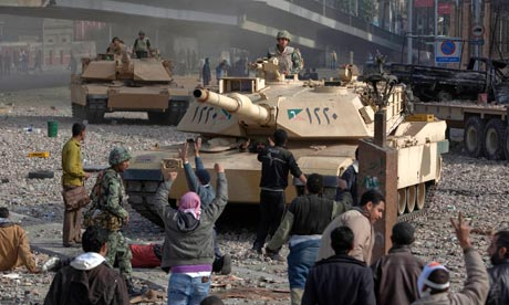 Military Supply on Egypt S Fate Is In The Hands Of Its Secretive Army   Oliver Miles