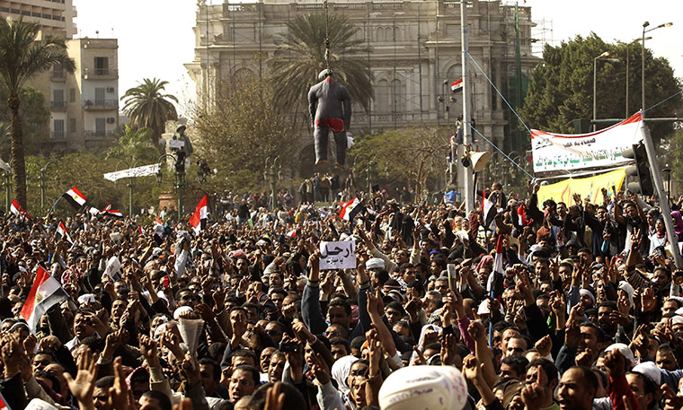 Egypt Revolution 2011 Videos
