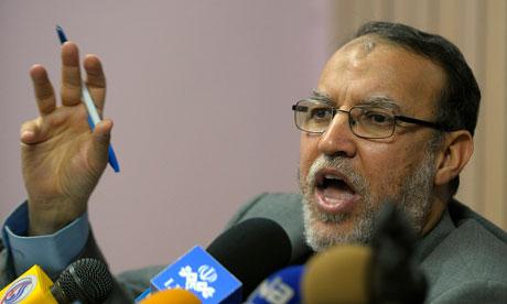 Senior Muslim Brotherhood leader Essam el-Erian