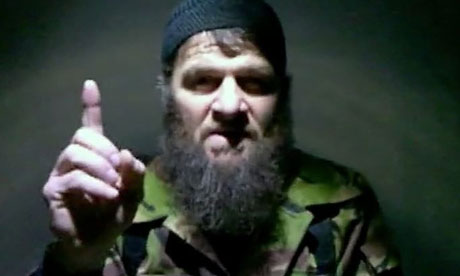 Moscow airport suicide bomb and Doku Umarov
