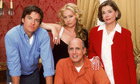 The Bluths from Arrested Development. Photograph: 20th CENTURY FOX