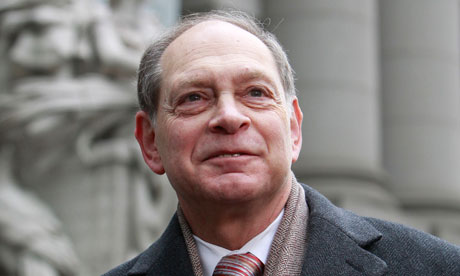 Irving Picard in New York