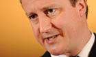 cameron backtracks libya no-fly zone