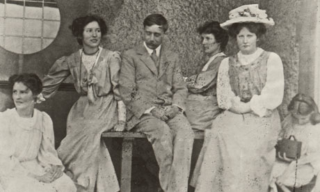HG Wells, Rebecca West and friends