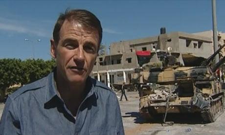 ITV News international editor Bill Neely