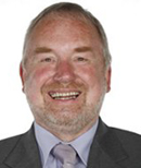 Labour councillor Eric Barry