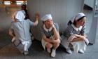 Tokyo hotel workers
