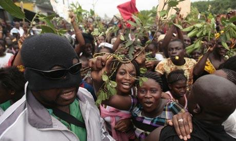 Abidjan in Ivory Coast