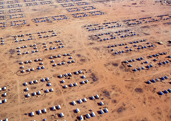 Photograph: T Bolstad/UNHCR