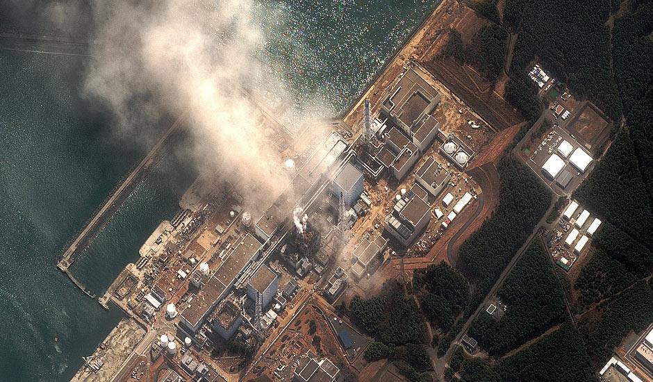fukushima nuclear power plant before. Fukushima nuclear plant.