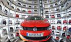 A Volkswagen Golf VI