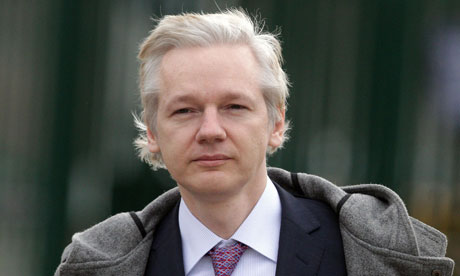 Assange's asylum bid and Washington's WikiLeaks response ...