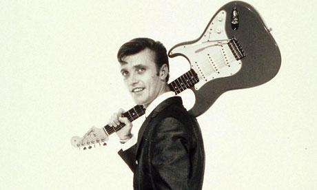 Jet Harris guitar