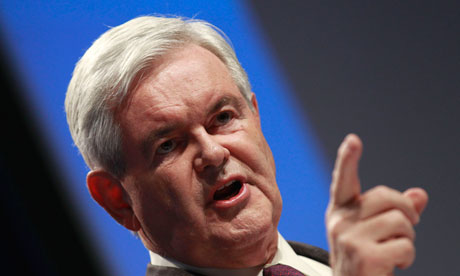 newt gingrich young. Newt Gingrich