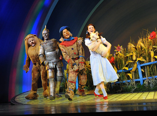 Andrew lloyd webber s wizard of oz stage the guardian
