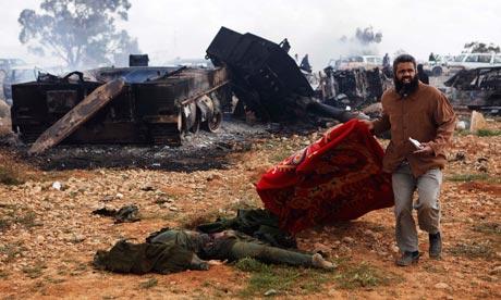 Libya Air Strikes Monday 21 March Part 1 World News