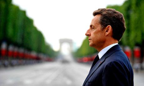 nicolas sarkozy. Nicolas Sarkozy has seen no
