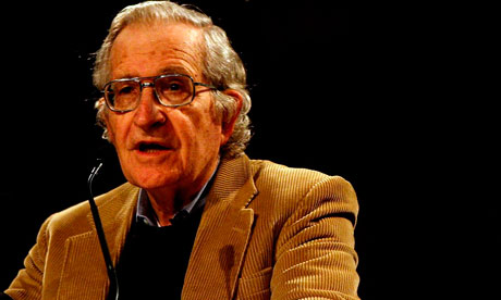 Noam Chomsky 007 Barack Obama Is A Big Liar, US thinker Noam Chomsky