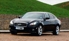 On the road: Infiniti M37 S