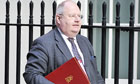 Eric Pickles said the government was 'standing up for the hard-pressed taxpayer'