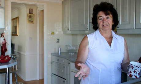 Irish Traveller Mary McCarthy has lived at Dale Farm for 10 years